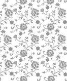 серый цвет цветка предпосылки флористический Стоковые Фотографии RF