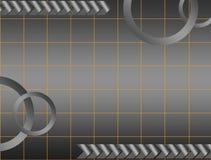 серый цвет backgroud Стоковые Изображения RF