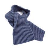 серый шарф Стоковые Фото