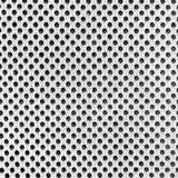 Серый breathable пористый poriferous материал для вентиляции воздуха с отверстиями Черная белая текстура нейлона Sportswear квадр стоковые изображения