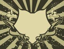 серый tan экрана Стоковые Фотографии RF