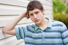 Серьезный подросток Стоковое Изображение RF
