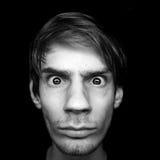 серьезный stare Стоковое Фото