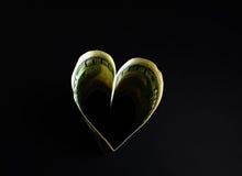 100 сердец Стоковое Изображение