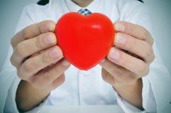 Сердечнососудистое здоровье стоковые изображения