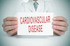 Сердечно-сосудистое заболевание стоковые изображения