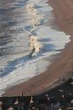 Сердитая соленая вода Стоковые Изображения