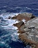 Сердитое море Стоковое Фото