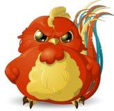 Сердитое bird Стоковая Фотография