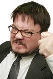 сердито Стоковое фото RF