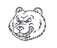 сердитый медведь Стоковая Фотография RF