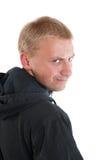 Сердитый человек стоковое фото rf