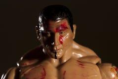 сердитый человек Стоковые Изображения RF