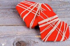 Сердца валентинки Стоковая Фотография RF