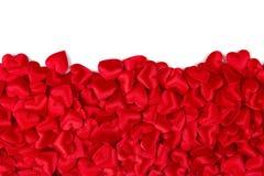 Сердца валентинки стоковое изображение