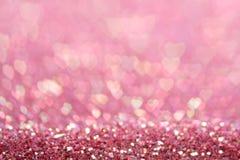 Сердца как предпосылка сердце подарка дня принципиальной схемы голубой коробки предпосылки схематическое изолировало valentines q Стоковая Фотография RF