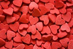 сердца сладостные Стоковая Фотография RF