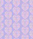 Сердца создавая романтичное настроение Стоковое Изображение