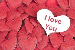 Сердце валентинки Стоковое Фото