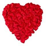 Сердце валентинки Стоковая Фотография