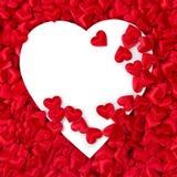 Сердце валентинки Стоковое Изображение