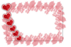 Сердце валентинки Стоковое Изображение RF