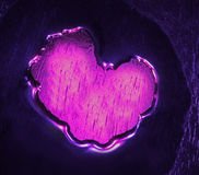 Сердце воды Стоковая Фотография RF