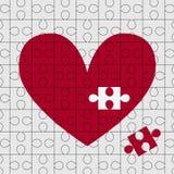 Сердце головоломки бесплатная иллюстрация
