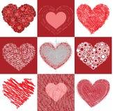 сердце группы Стоковые Изображения