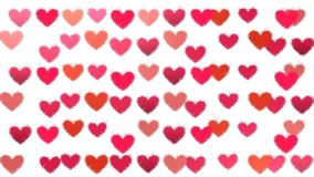 Сердце, день валентинок, анимация акции видеоматериалы