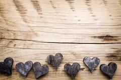 сердце деревенское Стоковое Изображение RF