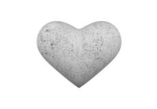 Сердце камня Стоковое Изображение