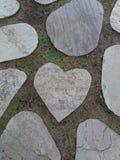 Сердце камня Стоковое фото RF