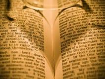 сердце книги открытое Стоковые Изображения