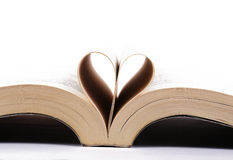 Сердце книги Стоковое Изображение RF