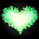 Сердце круга вектор 4 Стоковая Фотография