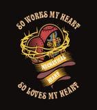 сердце механически Стоковая Фотография RF