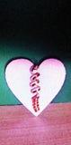 Сердце меха Стоковое Фото
