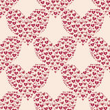 Сердце дня валентинок Стоковые Фото