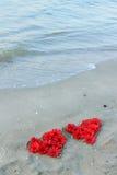 Сердце от цветков Стоковые Изображения RF