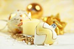 Сердце рождества Стоковая Фотография