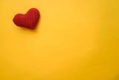 Сердце сделанное с руками Стоковые Изображения RF