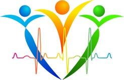 сердце удара Стоковое фото RF