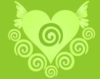 Сердце Dreamstime Стоковое Изображение
