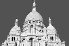 сердце paris базилики священнейший Стоковые Изображения RF