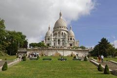 сердце paris базилики священнейший Стоковое фото RF
