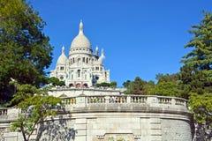 сердце paris базилики священнейший Стоковое Изображение