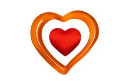 Сердце symbol-1 Стоковые Изображения RF