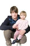сестра совместно 2 детей брата Стоковое Изображение RF