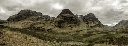 3 сестры в Шотландии стоковое фото rf